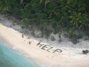 Help foto de naufragos