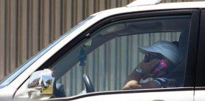 Intensificarán ofensiva contra el uso del celular mientras se conduce
