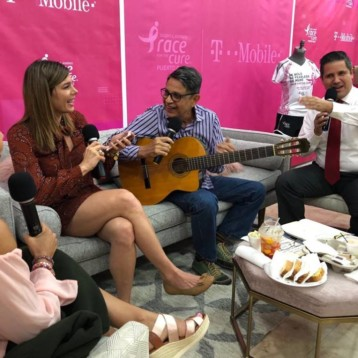 SILVERIO PEREZ SE INTEGRA AL HAPPY HOUR
