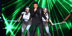 Luis Fonsi trae su gira mundial al Choli