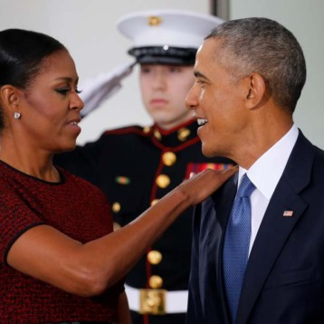 Los Obama crearán programas para Netflix