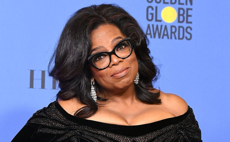 Oprah Winfrey ocasionalmente fuma marihuana