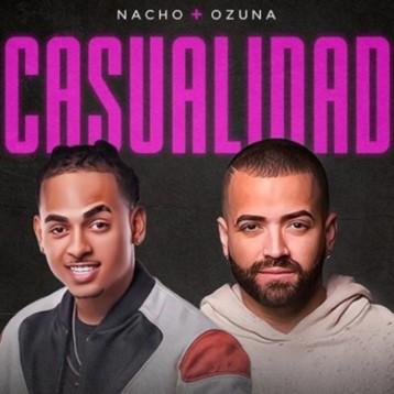Escuchalo aquí: El nuevo tema de Nacho y Ozuna que querrás dedicarle a tu amor