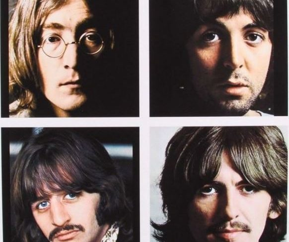 """The White Album"", medio siglo del disco más audaz de The Beatles"