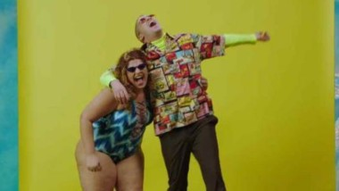 "Modelo plus boricua en video de Bad Bunny: ""Me hizo sentir en confianza"""