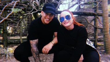 Esposa de Daddy Yankee presumió el cuerpazo que enamoró al cantante