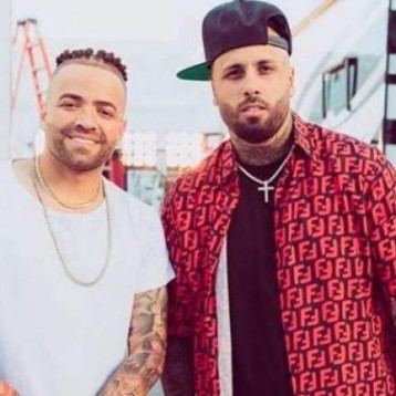 [ VIDEO ] Nacho y Nicky Jam se unen